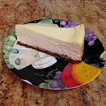 New York Cheesecake With Biscoff Crust